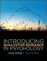 Introducing Qualitative Research in Psychology by Carla Willig (author)