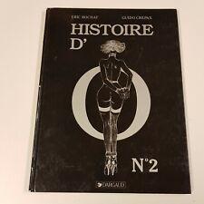 BD EO GUIDO CREPAX / HISTOIRE D'O 2