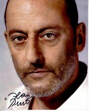 JEAN RENO Signed Autographed Photo