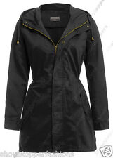 Talla 8 10 12 14 16 Mujer Lona Algodón MAC MUJER gabardina chaqueta NUEVO Caqui