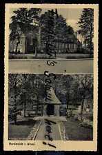 59 N Sehr Alte AK Ansichtskarte Nordwalde  St. Josefsheim Krieger Ehrenmal  V45