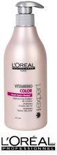 Serie Expert Shampoo VitamiNo ColoR Champu 750ML LoreaL Peluqueria ProfesionaL