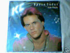 KC Space cadet solo flight lp ITALY & THE SUNSHINE BAND