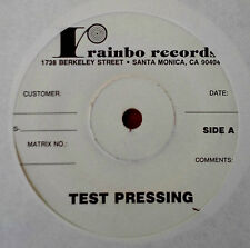 MANFRED MANN - DO WAH DIDDY DIDDY - RAINBO RECORDS - TEST PRESSING - 2002
