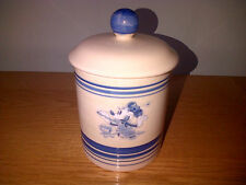 Almacenamiento De Minnie Mouse dulce/Cookie Jar-Coleccionable Disney de cerámica de cocina