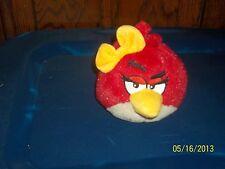 ANGRY BIRDS RED TALKING GIRL BIRD HEAD PLUSH ROVIO