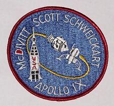 Patch Patch espacial nasa Apollo IX Saturno V... a3141