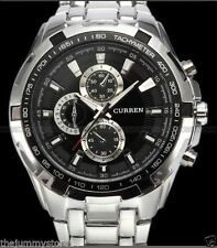 Curren CUR014 Luxury sports Trendy Wristwatch for men Imported WITH BOX