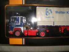 1 43 IXO Scania LBT 141 with Semi-trailer WOLTER Koops 1976