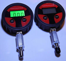 NEW/Nuovo Scuba Diving rebreather, demand valve Digital Interstage Pressure Gauge