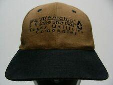 Tu Eléctrico Lone Star Gas - Texas Utilities - Snapback Ajustable Gorra  Sombrero 8f8bd3efc59