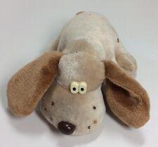 """Vintage Pound Puppies Dog Fakie 6"""" Tan Hound Kennel Kudlee Tara Toy Puppy"""