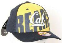 NEW University of California Golden Bears Zephyr Cap Adjustable Hat Youth