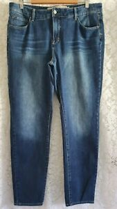 Ladies size 16 LIFT & SHAPE blue denim jeans - SUSSAN