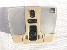 1997 Mercedes-Benz W210 E430 E420 roof dome/map light sunroof switch OEM beige