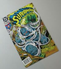 Superman The Man of Steel #18 1992 1st Appearance of Doomsday DC Movie (C6953)