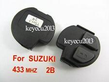 New Keyless Key Remote Board Fob 2 Button for Suzuki Swift 433MHZ(4Y-TS002) Fob