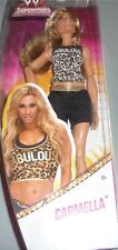 CARMELLA - WWE Mattel Superstars 12 Inch Doll Wrestling Girls Toy NEW DMG PKG