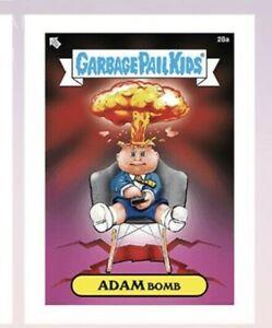 Z 2020 GARBAGE PAIL KIDS BEYOND THE STREETS SINGLES PICK FROM DROPDOWN ADAM BOMB