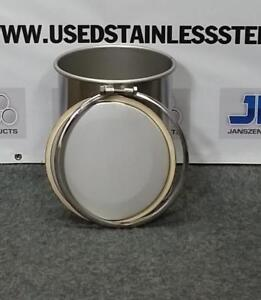 5 Gallon Stainless Steel Drum Open Top Barrel 1mm thick High Quality