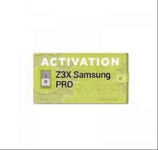 NEW Z3X Samsung Tool Pro activation for z3x pro box  +one usb cable fast