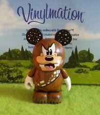 "DISNEY Vinylmation 3"" Park Set 1 Star Wars Goofy as Chewbacca"
