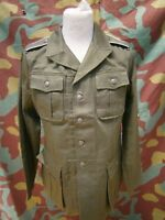 Uniforme giacca tropicale tedesca, tropenbluse German WW2 tropical jacket Afrika