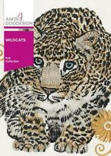 Wild Cats Anita Goodesign Embroidery Machine CD Design NEW 322AGHD