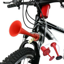 120db Cycling Bike Bicycle Air Horn Pump Bell Super Loud New Professional Red Pd