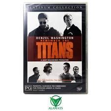 Remember The Titans (DVD) Sport - Drama - Denzel Washington - Will Patton - R4