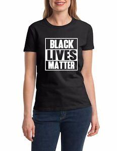 Womens Black Lives Matter Shirt Civil Rights Black Power Emancipation Day Tee
