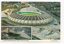 le stade olympique  montréal  québec    a.m