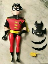 Robin Figure/New Batman Adventures Action Collectibles/Loose W/Accessories + Box
