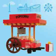 Popcorn Cart, an original, custom LEGO® kit by Bricktree Customs