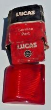 LUCAS L753 LENS  VAUXHALL VICTOR FC 101  - REAR  RH Free P&P to uk main