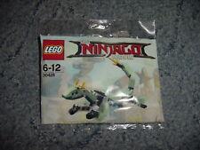 Lego le Ninjago Movie 30428 Ninja Vert Mech Dragon polybag neuf scellé 2017