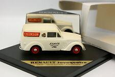 Vitesse 1/43 - Renault Juvaquatre Thomson
