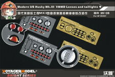 Voyager Models 1/35 US Husky Mk.III VMMD Lenses &Taillights for AFV Club AF35347