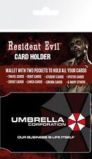 Resident Evil Umbrella Card Holder Travel Holder ID Card Holder