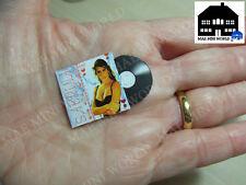 Miniatura escala Disco. Sabrina. Dollhouse miniatures 1/12