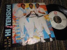 "H1-TENSION H1 TENSION RAT RACE/IN THE DARK 7"" 1984 ZAFIRO SPAIN"