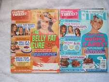 First for Women on the Go Recipes Health Beauty Magazine April June 2004
