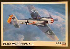 Hasegawa 1/32 Fw190 A-5