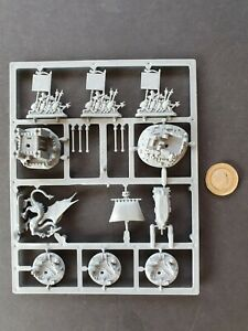 MIGHTY EMPIRES COMPLETE SPRUE ALL PIECES INTACT GAMES WORKSHOP 1990