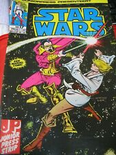 STAR WARS 17 Juniorpress strip.