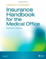 Insurance Handbook for the Medical Office, 11e by Marilyn Fordney CMA-AC