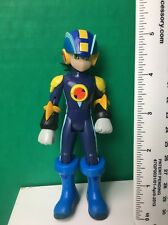 "Mega Man EXE Sentinel Rockman Nel Series 6"" Action Figure Nice"