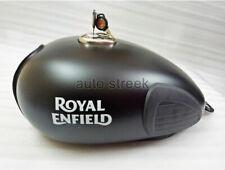 Genuine Royal Enfield EFI Black Fuel Petrol Gas Tank Classic 500cc #890095
