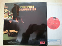 Fairport Convention Same 1st LP 1968 UK Polydor Vinyl 1st Pressing