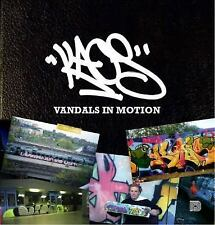 Kaos: Vandals In Motion, Art, Graffiti, Cultural Studies, Printed Books,, Sjöstr